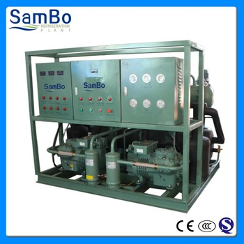 Large Indutrial Block Ice Machine for cold room and sale