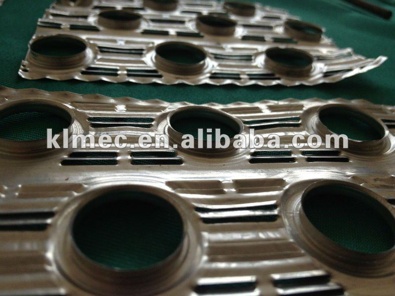 Air Handling Air Conditioner Fin Press Die