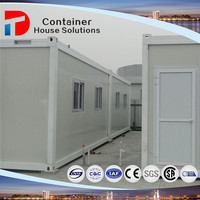 Home design container building