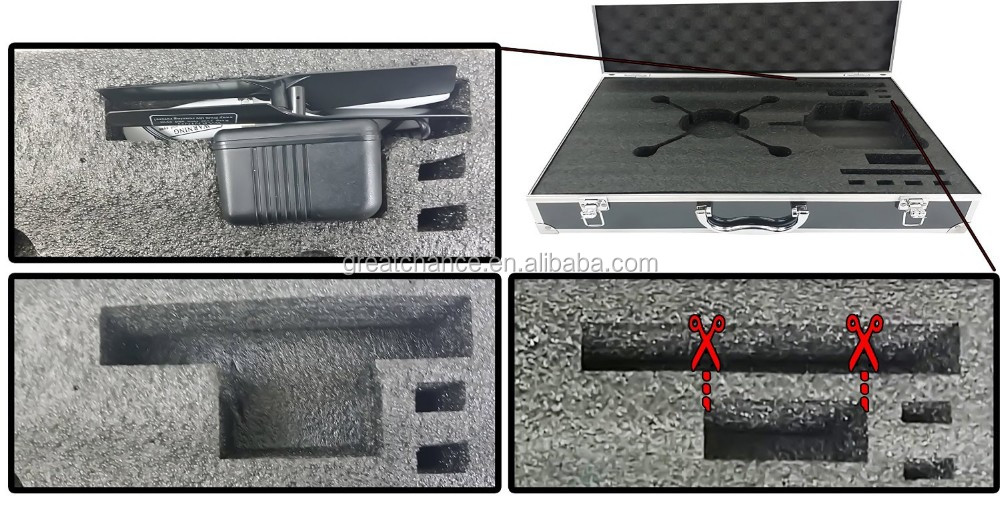 Carrying Case for UDI 818A Quadcopter 818
