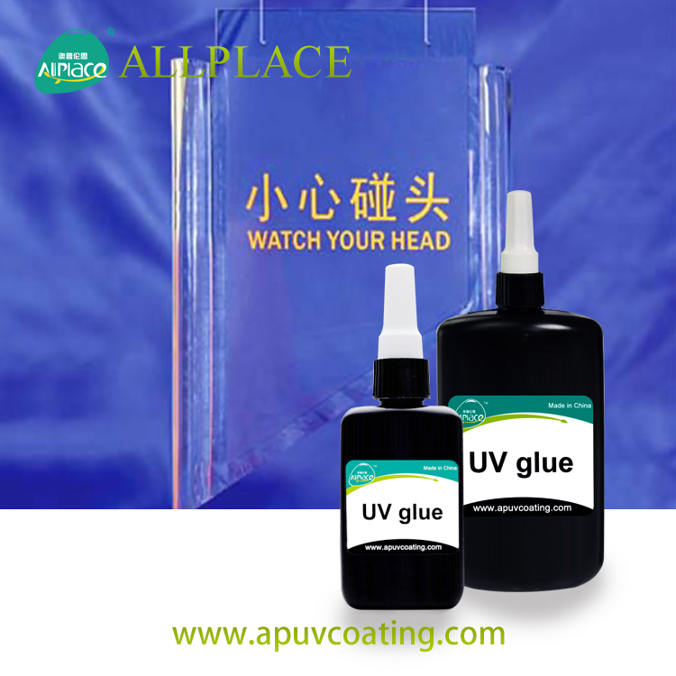 China Manufacturer Supply Uv Glue for Glass to PP PVC UPVC Pipes CPVC Paper