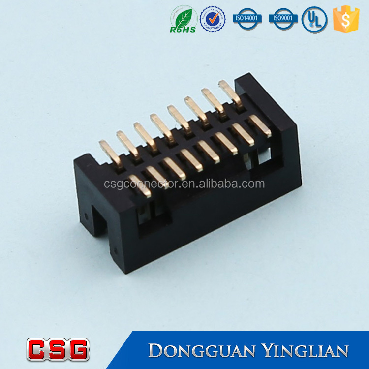 2x3 smd male female pin header