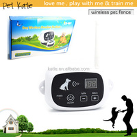 Outdoor Yard Training Dog Invisible Fence Wireless with Pet Shock Collars