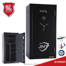 High safety fireproof gun cabinet with thicker wall
