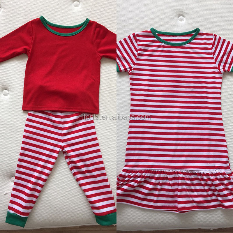 cheap matching family christmas pajama sets