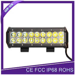 IP67 72w roof top led light bar for cars