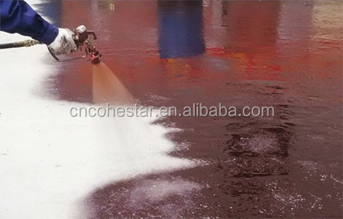 Two Component Polyurethane Waterproof Paint for Concrete Floors