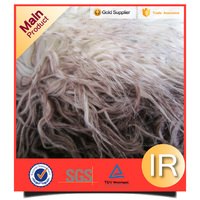 free sample available fake fabric artificial fur downpipes hair