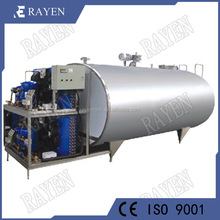 Food grade Stainless steel cooling milk tank milk tank refrigerated tank