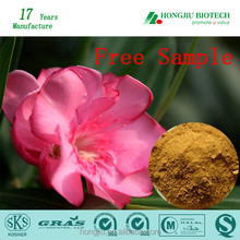 Natural nerium oleander extract