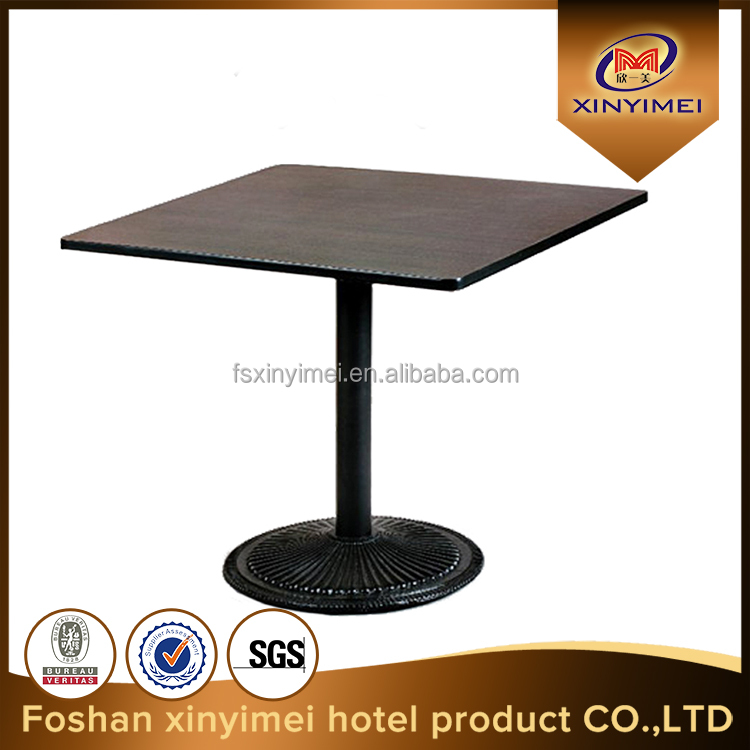 XYM Furniture Coffee High Top Cocktail Table For Wedding