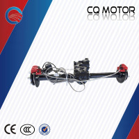 1kw Electric tricycle/car/golf/vehicle trans axle mid drive dc motor kit