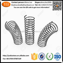ISO/TS16949 Passed Compression Spring Retainer From Customized Spring Supplier