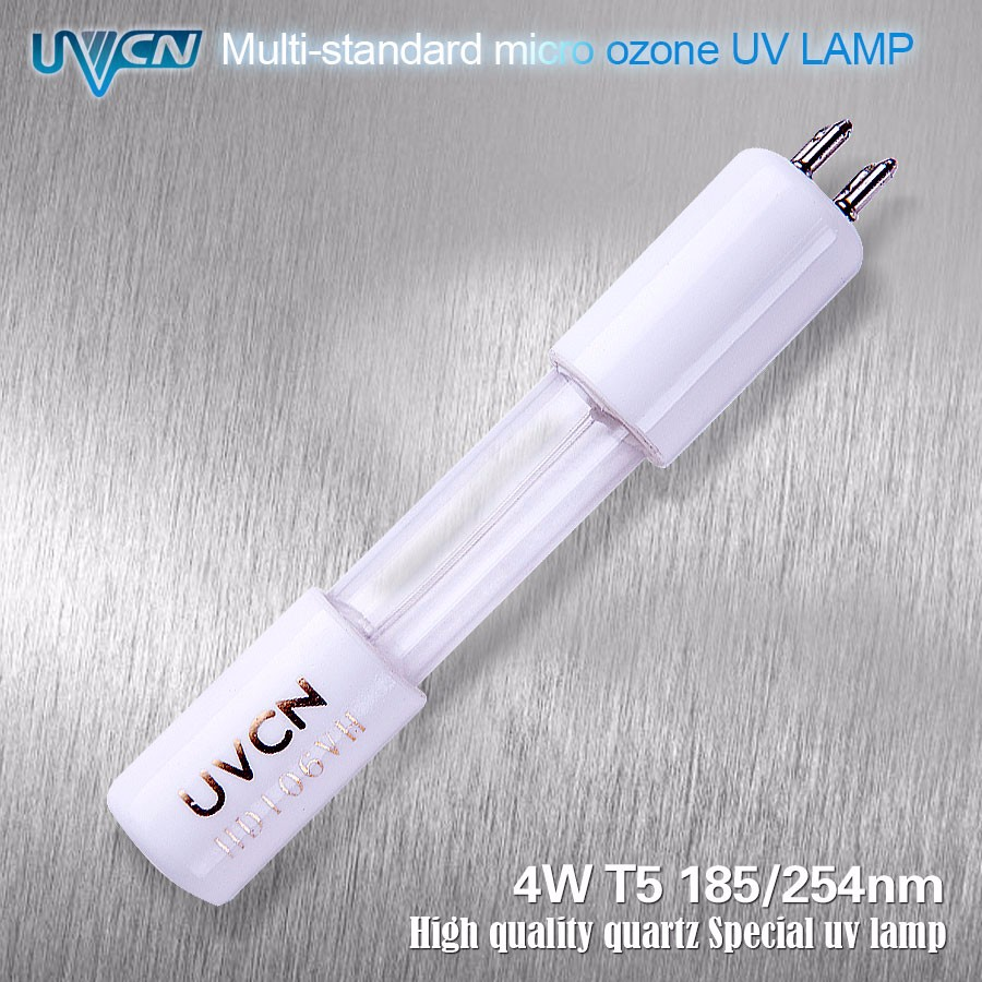 UVCN Special uv lamp 4W T5 Ozone can be controlled[The best quality of uv lamp]