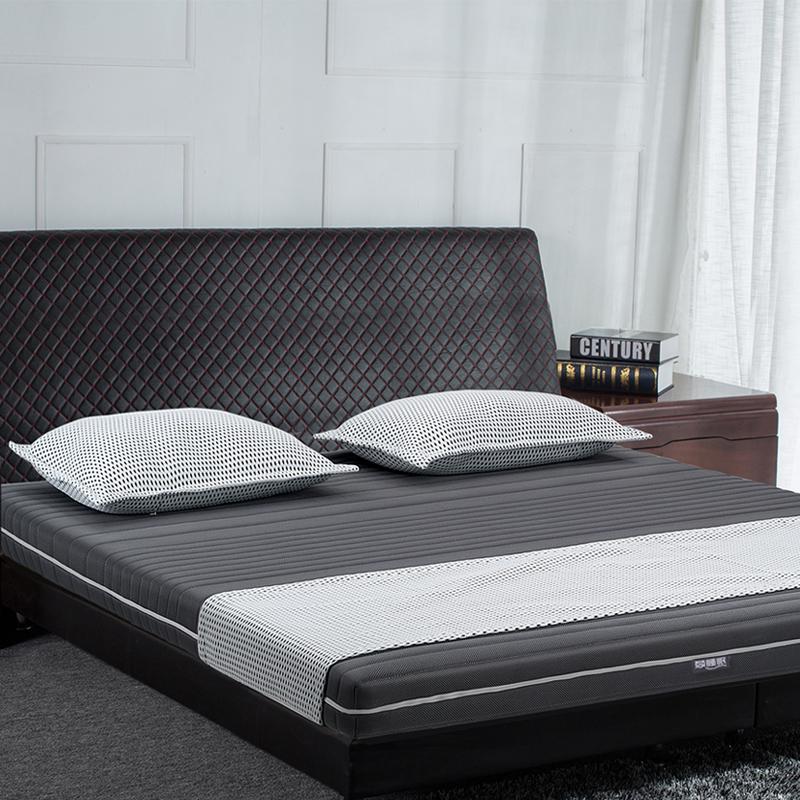 bedroom mattress sandwich mesh cloth coconut palm mattress king size latex free mattress - Jozy Mattress | Jozy.net