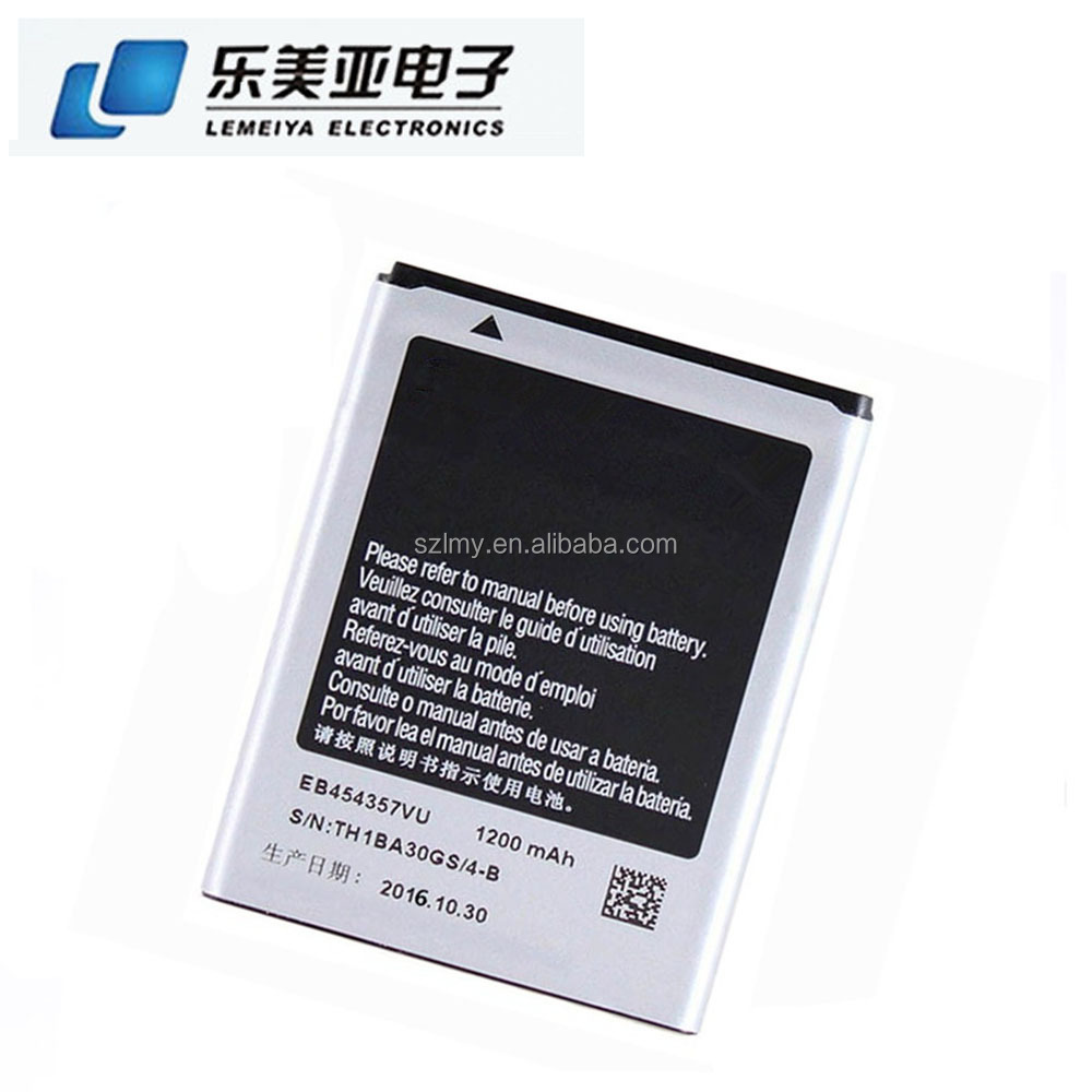 Orginal Battery Type Lithium Backup batteries For Samsung Mobile i509 S5300 S5360 B5510 S6102S5368 S5380 Wave Y For Galaxy Y