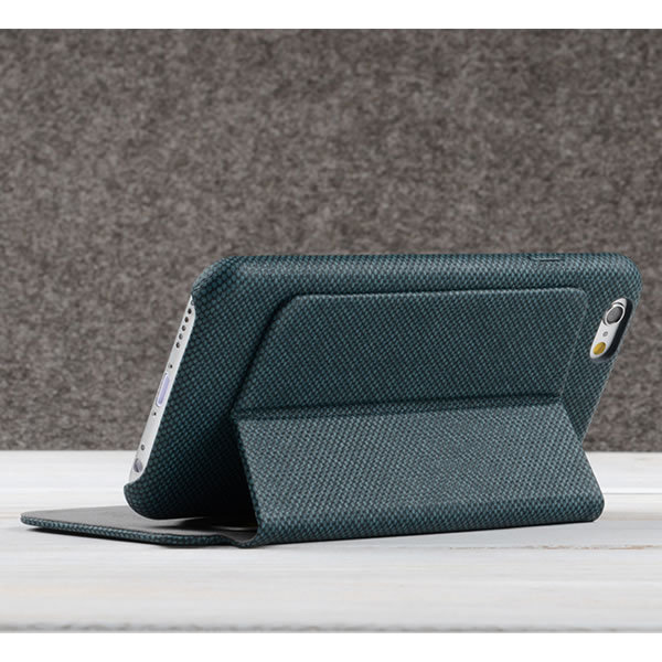 C&T High quality wallet flip stand leather case for iphone6