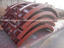 High ribbed formwork manufacturer Advantages of steel formwork