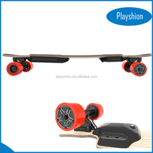 NEW 1200W power boosted 4 wheel electric skateboard with remote control