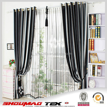 Window curtain luxury blackout curtain for sale buy for Hotel drapes for sale