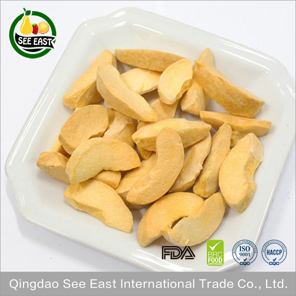 New Products 2017 Healthy Snack Fruits Freeze Dried Apricot
