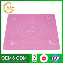Factory Direct Sales Custom Oem Silicone Tablecloth Harmless Factory Direct Price Nice Design Silicone Rubber Vinyl Table Cloth