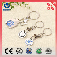 Factory profession customized metal keychain