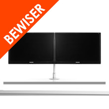 High Quality Dual Open Frame Lcd Monitor With Aluminium Arm (BEWISER L202)
