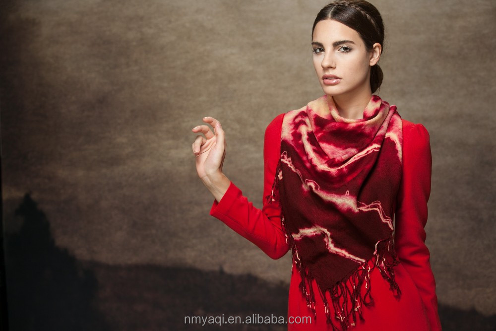 Hot sell fashion buy online cashmere shawls