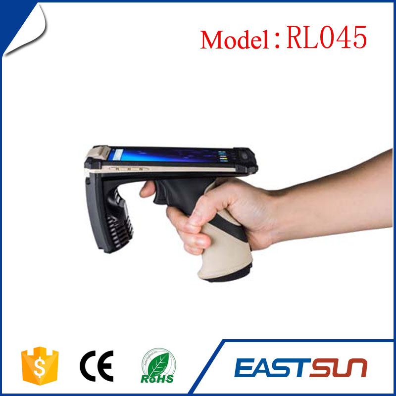 rfid reader long distance handheld terminal uhf handheld reader for store management