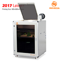 2017 New Assemble 3D Printer Industrial / MINGDA Desktop 3D Printer Machine MD-666 Build Size 600 * 600 * 600 mm