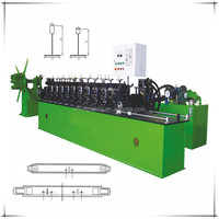 Automatic interchageable roof roll forming machine