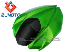 Motorcycle Green Rear Seat Cowl Cover For Rear Passenger Seat Fairing For Street Fighter Ninja Z800 2013
