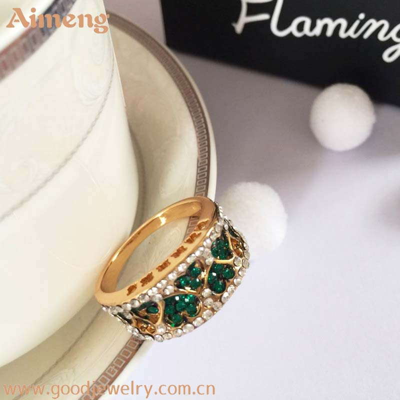 Latest Gold Ring Design For A Stylish And Charming Aura Diamond ...
