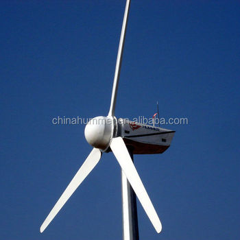 low rpm alternator HAWT 50kw wind generator low wind power generator