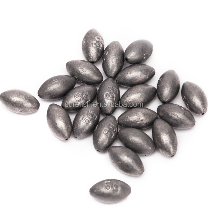 wholesale cheap lead egg sinkers