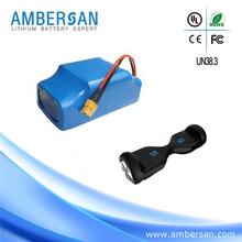 New design battery for handicap scooter cylindrical universal external rechargeable battery