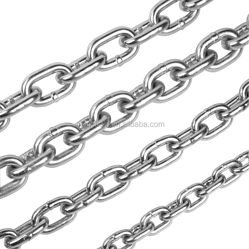 NACM96&1990&1984 G30 galvanized steel proof coil <strong>chain</strong>