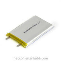 3.7v 1500MAH Lithium Polymer Battery,Li-polymer battery pack qq