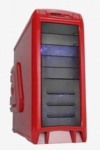SECC 0.8mm,full tower computer Gaming Case with Chassis size L516*W450*H210mm