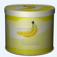 Banana professional depilatory wax 400ml
