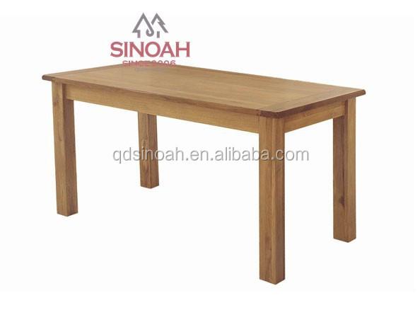 오크 가구 식당 현대적인 목재 식탁 의자-세트 식당 -상품 ID ...
