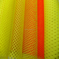 Uniform Traffic Police diamond Mesh fabric cloth material textile products