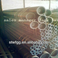 Carbon Seamless Steel Pipe Minerals And