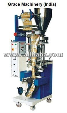 Polythene Pack Sealing Machine with back side seal