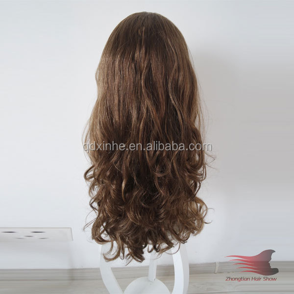 Jewish Ponytail wig Color 14/6/8 Blond Wunder Wig