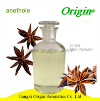 Private label hot sale good quality natural 99% anethole essential oil for perfume