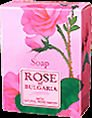 Natural cosmetic soap ROSE, 100gr