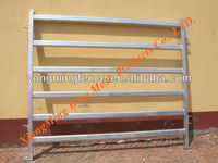 australia temporary hot galvanized livestock cattle pipe panels(China direct supplier/factoy)