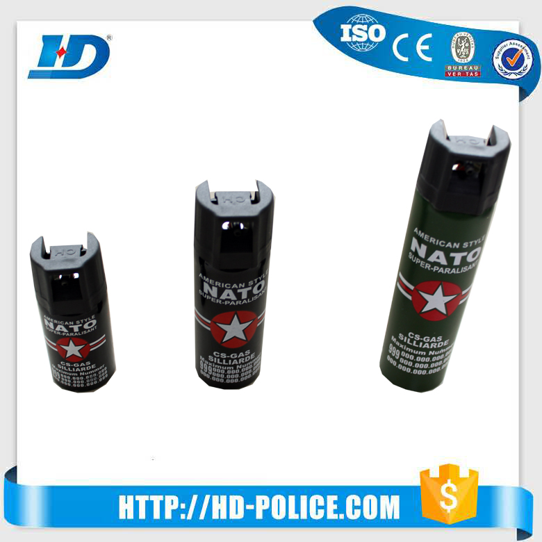 HD wholesale 60ml lighter pepper spray for self defense